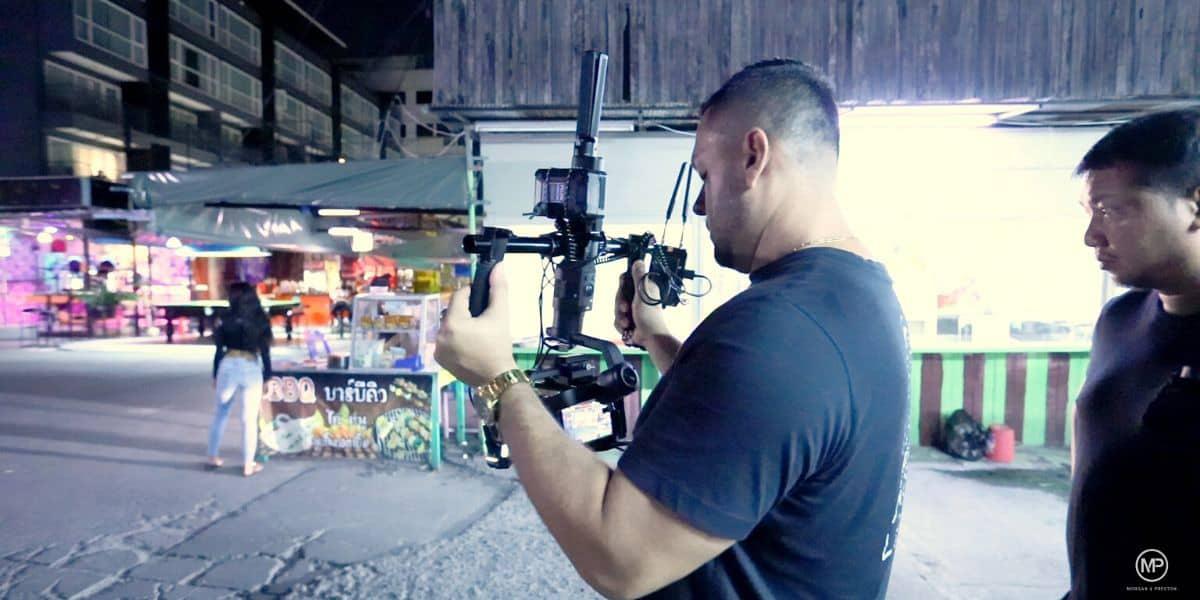 Morgan Preston Video Production Company Thailand Video Production Services